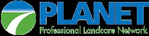 Planet Professional Landcare Network logo